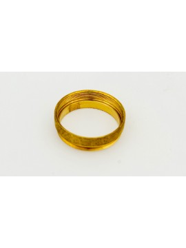 Brass matte Kick Ring for Nemesis