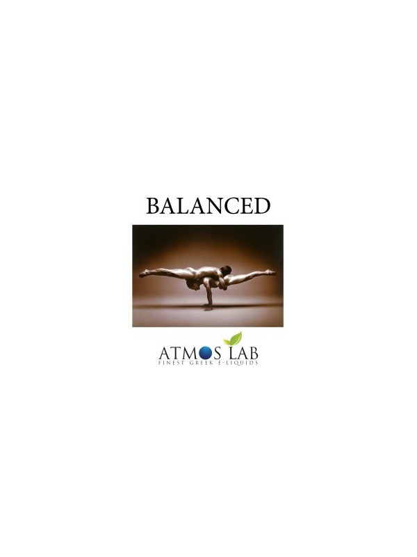 Atmoslab Balanced 20 mg - 10 ml (50% VG - 50% PG)