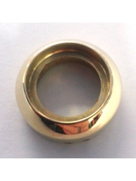 Brass Shined air control ring 16mm for Nemesis