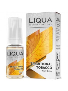 Liqua New Traditional Tobacco 10ml