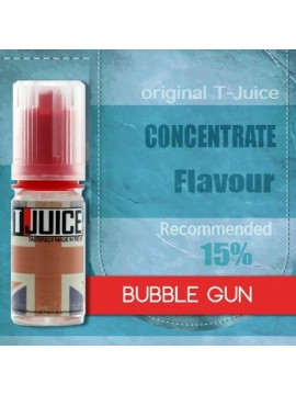 T-JUICE BUBBLE GUN FLAVOR 10ml