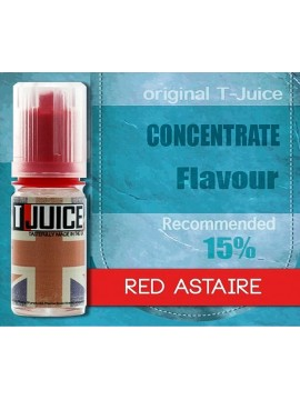 T-JUICE RED ASTAIRE FLAVOR 10ml
