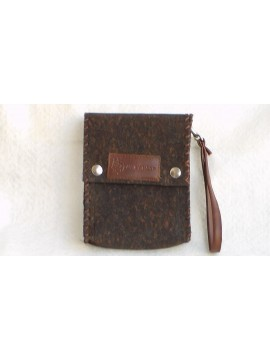 JV Pouch Brown Cork