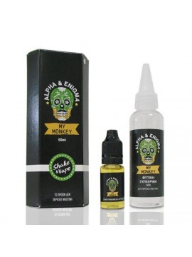 Alpha & Enigma – My Monkey - 50ml