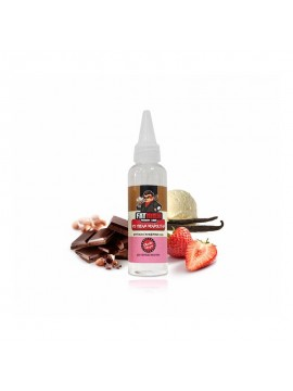 Fat Ninja –Ice Cream Neapolitan - 50ml