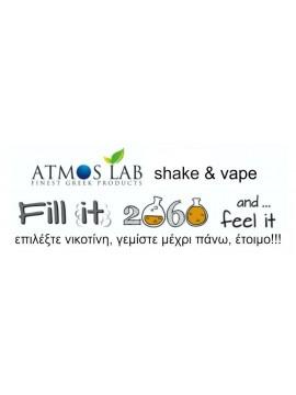 Atmos Nocciola Shake & Vape