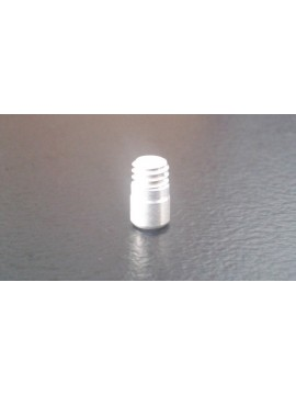 Bottom contact for 69 Telescopic mod Silver Plated