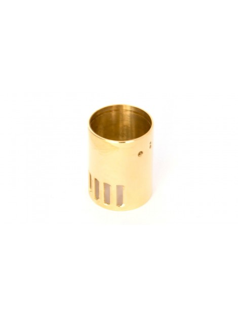 Dome Air control Sield Brass Shined